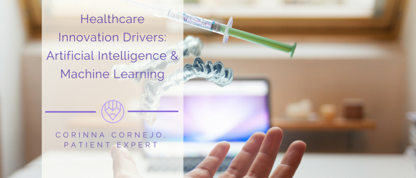 Healthcare Innovation Drivers: AI and ML