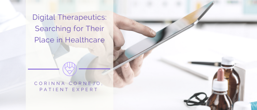 Digital Therapeutics Searching for Their Place in Healthcare