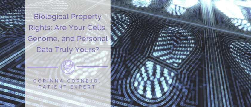Biological Property Rights: Are Your Cells, Genome, and Personal Data Truly Yours?