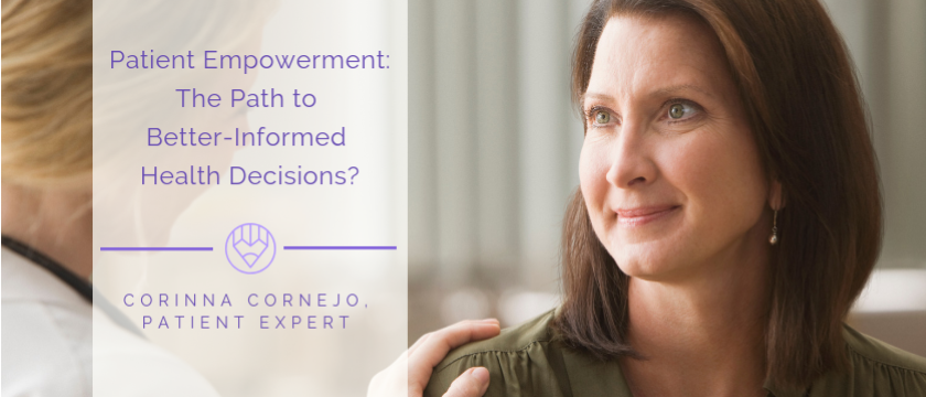 Patient Empowerment: The Path to Better-Informed Health Decisions?
