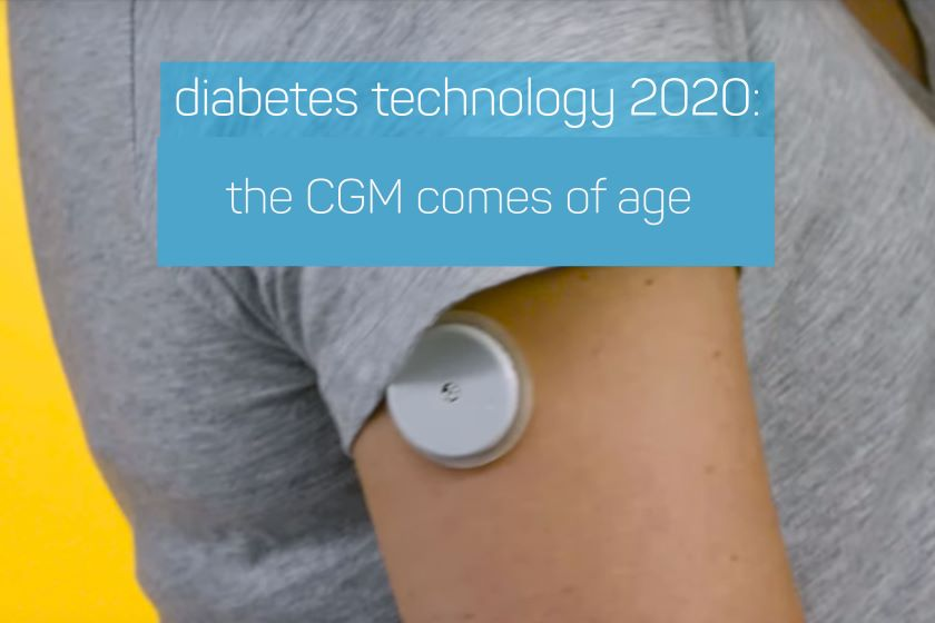 2020 Vision: CGM Technology Outlook for the New Year
