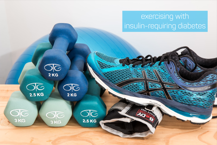 Exercising with Insulin-Requiring Diabetes